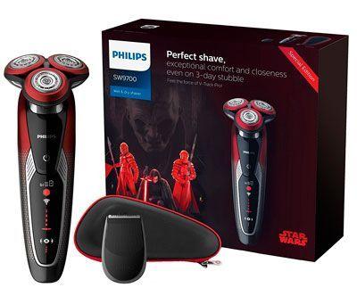 Oferta afeitadora Philips Star Wars Episodio VIII SW9700 barata amazon