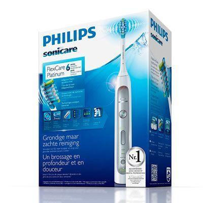Oferta cepillo eléctrico Philips Sonicare FlexCare Platinum HX9112 barato amazon