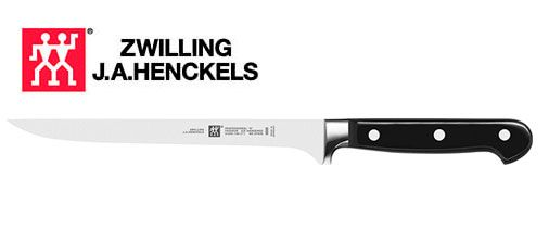 Oferta cuchillo fileteador Zwilling PROFESSIONAL S barato amazon