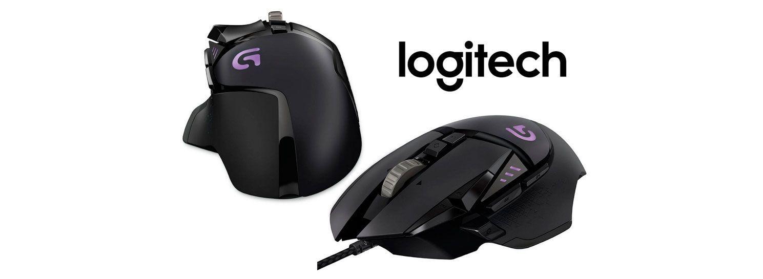 Oferta Prime Day  Ratón para gaming Logitech G502 Proteus
