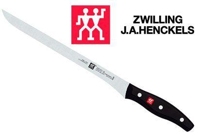 Oferta cuchillo jamonero Zwilling TWIN POLLUX barato amazon