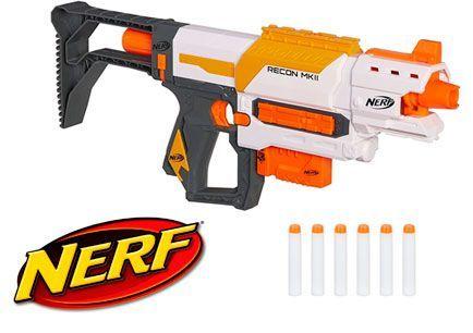 Oferta lanzador Nerf Modulus Recon MKII barato amazon