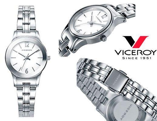 Oferta reloj Viceroy de mujer 40874-87 barato amazon