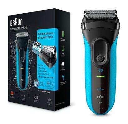 Oferta afeitadora Braun Series 3 3010 barata amazon