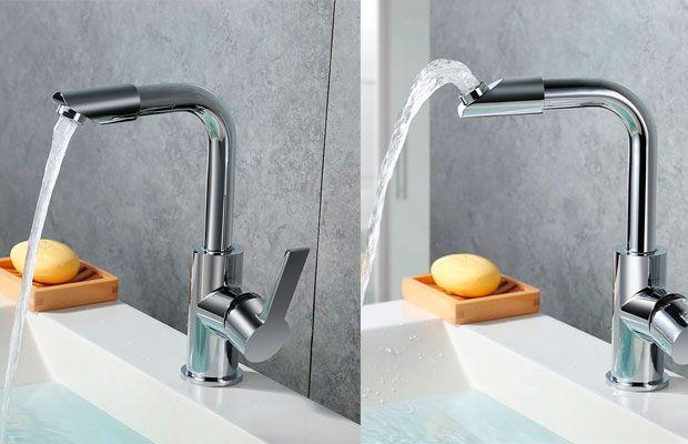 Oferta grifo de cocina o lavabo Homelody 360º barato amazon