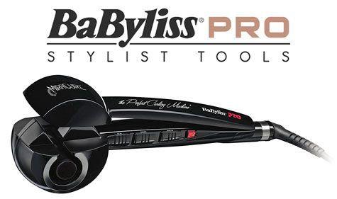 Oferta rizador de pelo profesional BaByliss Pro MiraCurl barato amazon