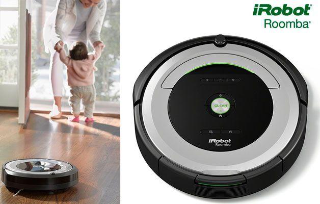 Oferta robot aspirador iRobot Roomba 680 barato amazon
