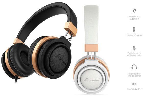 Oferta auriculares Honstek A5 baratos con código de descuento