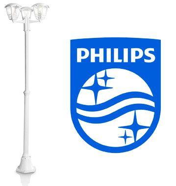 Oferta farola Philips myGarden Creek barata amazon