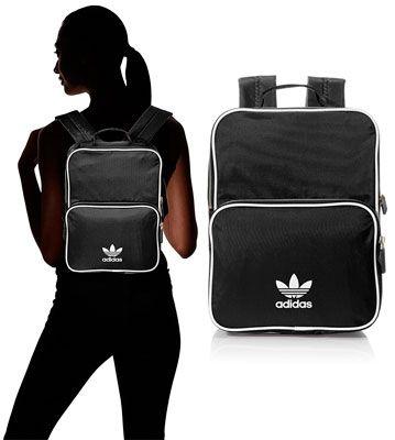Oferta mochila Adidas Classic negra barata amazon