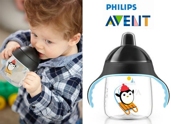 Oferta taza antigoteo Philips Avent Magic barata amazon