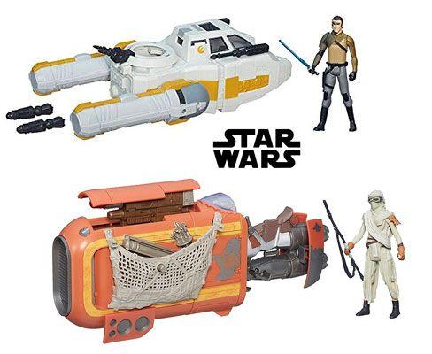 Oferta vehículos Star Wars Hasbro Rogue One surtidos baratos amazon