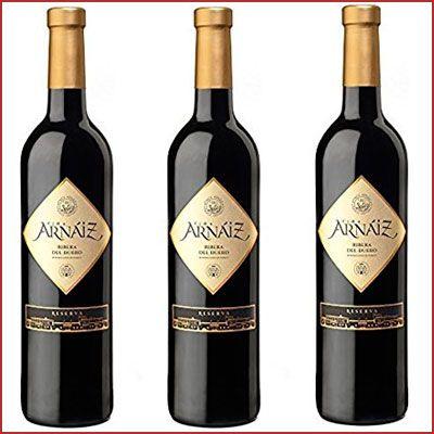 Oferta vino tinto Viña Arnaiz Reserva Ribera del Duero barato