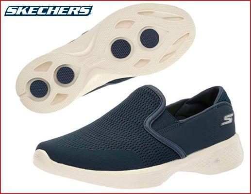 Oferta zapatillas Skechers Go Walk 4, chollos zapatillas de marca baratas amazon