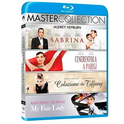 Oferta Audrey Hepburn Collection Blu-Ray barato amazon