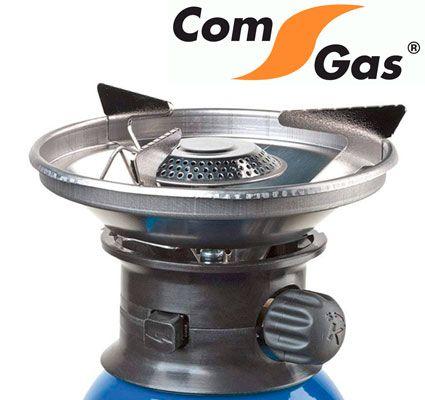 Oferta hornillo compacto para campig ComGas 760 barato amazon