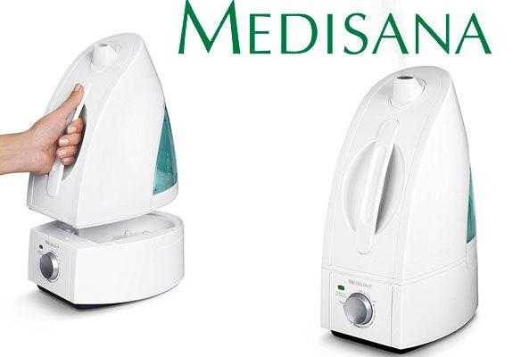 Oferta humidificador por ultrasonidos Medisana AH 660 barato Amazon