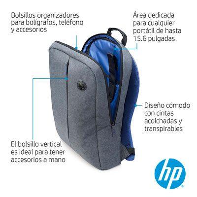 Oferta mochila para portátil HP Value Backpack baratas amazon