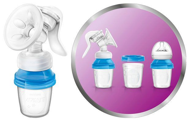 Oferta sacaleches manual Philips Avent SCF330 barato amazon