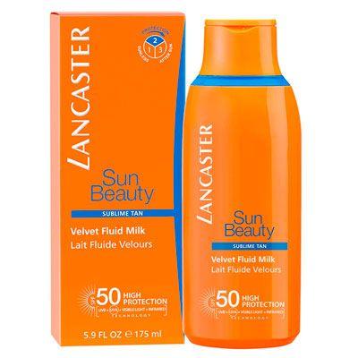 Oferta leche solar Lancaster Sun Beauty Velvet barata amazon