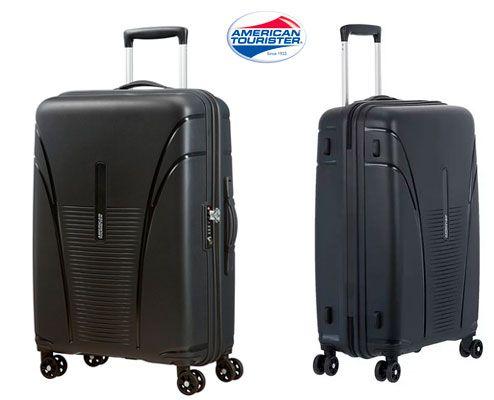Oferta maleta American Tourister Skytracer Spinner barata amazon