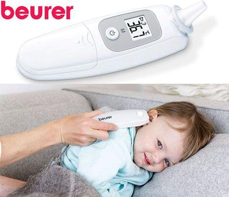 Oferta termómetro de oído por infrarojos Beurer FT 78 barato amazon