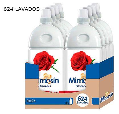 Oferta Suavizante concentrado Mimosín Rosa barato amazon