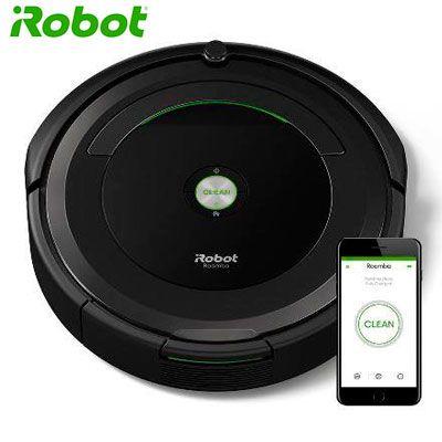 Oferta robot aspirador iRobot Roomba 696