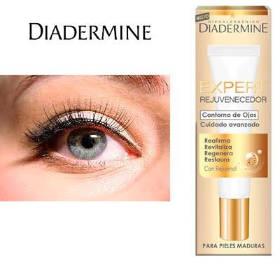 Oferta Diadermine Expert Rejuvenecedor contorno de ojos