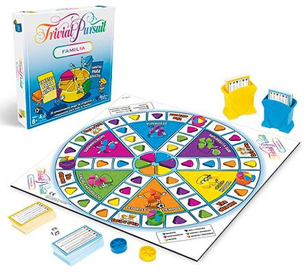Oferta Trivial Pursuit Familia barato amazon