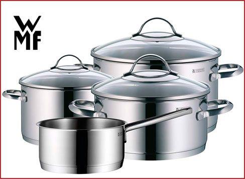 Oferta batería de cocina WMF Provence Plus barata