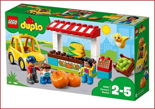 Oferta Lego Duplo Mercado de la Granja barato