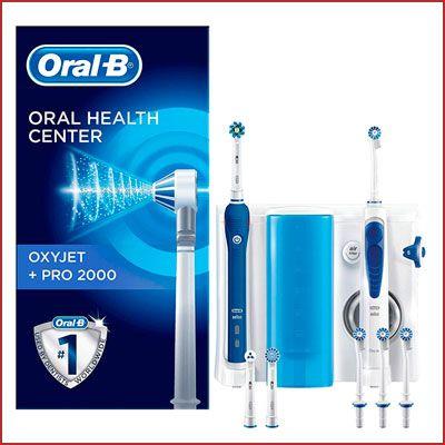 Oferta Oral-B PRO 2000 con Oxyjet barato