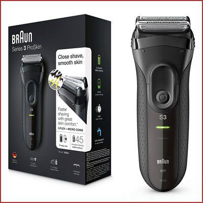 Oferta afeitadora Braun Series 3 ProSkin 3020s barata