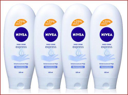 Oferta crema de manos Nivea Express Care