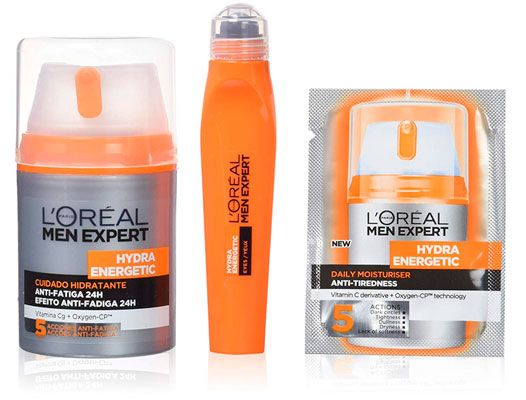 Oferta pack L'Oréal Men Expert hydra energetic barato