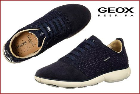 Oferta zapatillas Geox Nebula para mujer baratas
