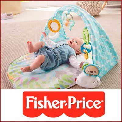 Oferta Fisher-Price Gimnasio Osito musical