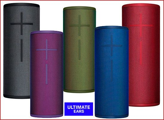 Oferta altavoces Ultimate Ears Boom y Megaboom 3