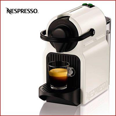 Oferta cafetera Krups Nespresso Inissia barata