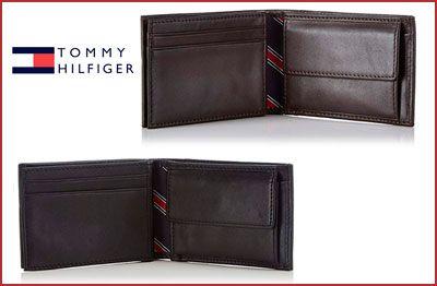 Oferta cartera de piel Tommy Hilfiger Eton barata