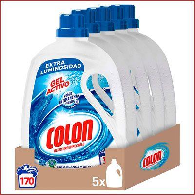 Oferta detergente Colon Gel Activo