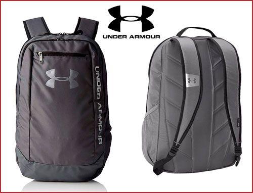 Oferta mochila Under Armour Hustle Backpack barata