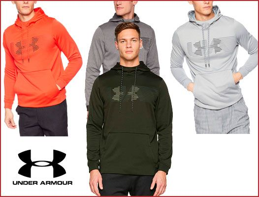 Oferta sudadera Under Armour Fleece Spectrum barata