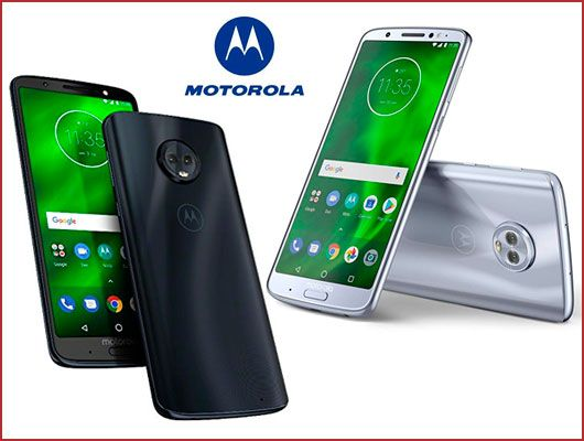 Oferta Motorola Moto G6 Plus