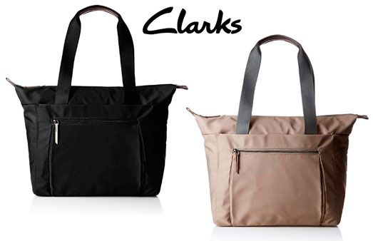 Oferta bolso Clarks Raina May barato