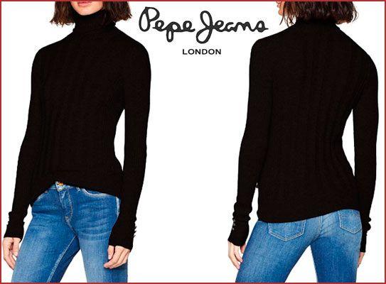 Oferta sueter Pepe Jeans Lupe barato, ofertas moda