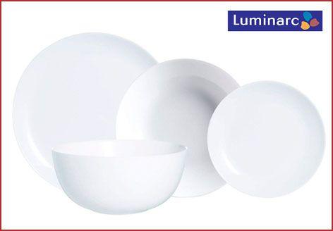 Oferta vajilla Luminarc Diwali