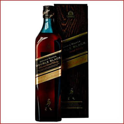 Oferta whisky escocés Johnnie Walker Double Black barato