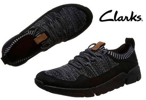 Oferta zapatillas Clarks Triactive Knit baratas